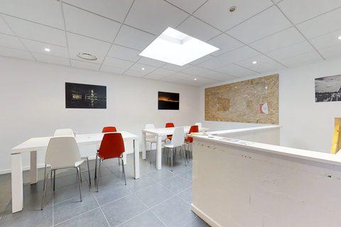 The place to work etude sur l aménagement de l espace bureau