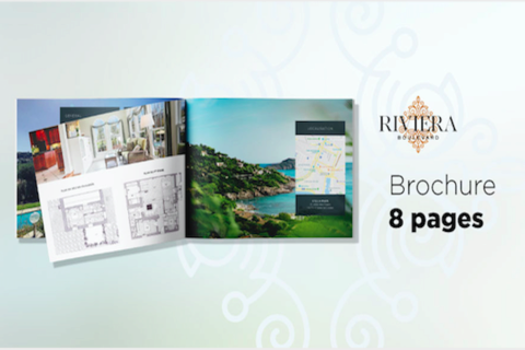 RIVIERA BOULEVARD Brochure 8 Pages