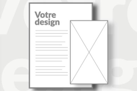 Carton vierge