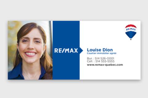 Carton horizontal Info-Courtier