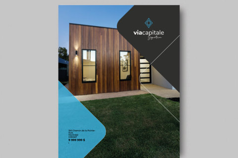 Brochure Via Capitale Signature