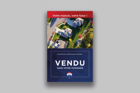 Carton 1 propriété  - Vendu