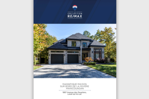 The RE/MAX Collection Leaflet