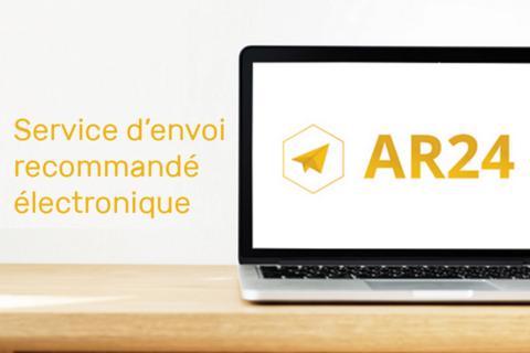Abonnement au service AR24