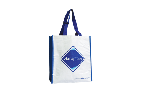 Sac réutilisable Via Capitale