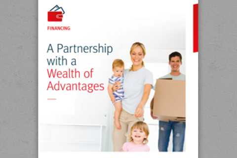 "Leaflet ""A Partnership with many benefits"""