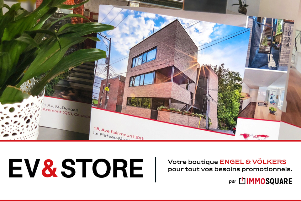 Bienvenue sur le store Engel & Völkers