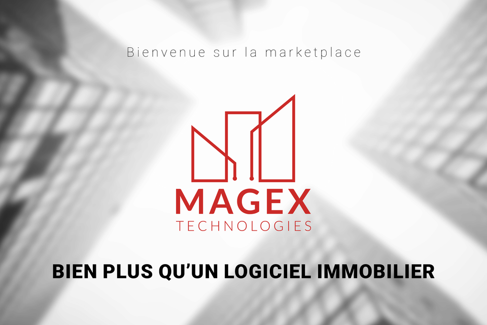 Bienvenue sur la marketplace Magex Technologies