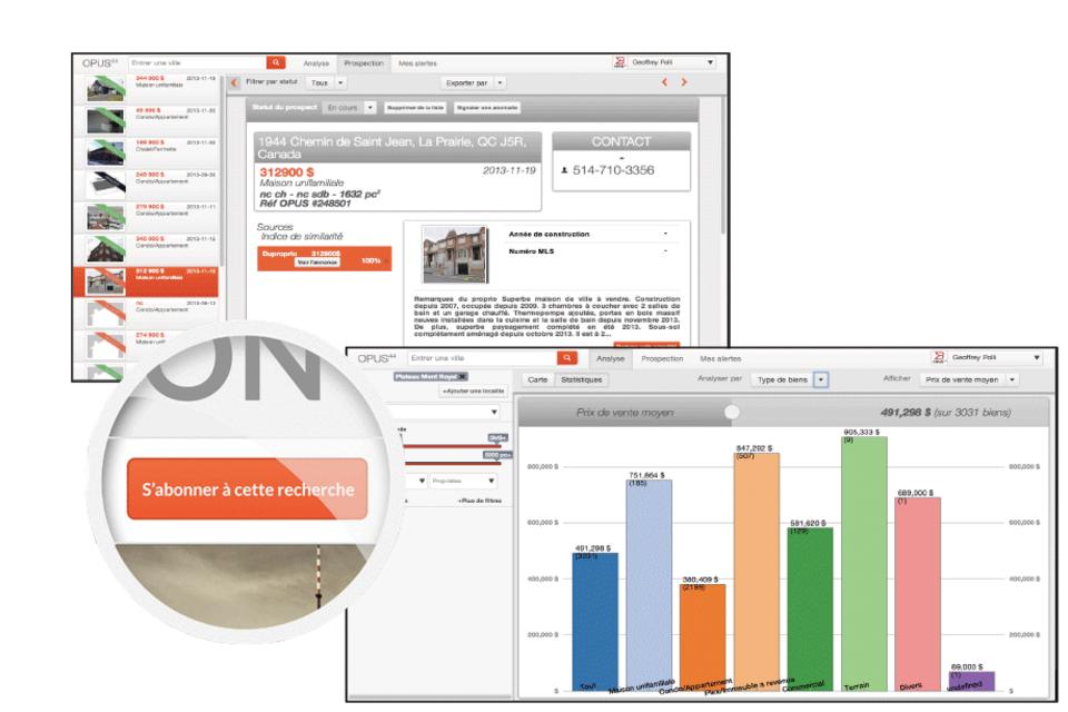OPUS44, l'innovation 2014 dans le courtage immobilier !