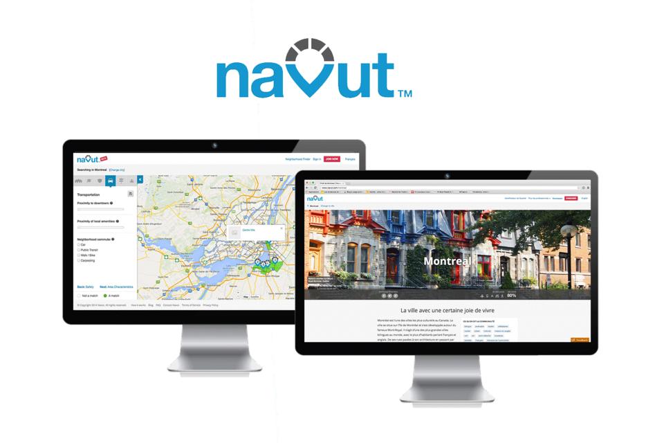 Navut : Un moyen fiable et libre de tout stress qui vous aide à déterminer votre quartier idéal.