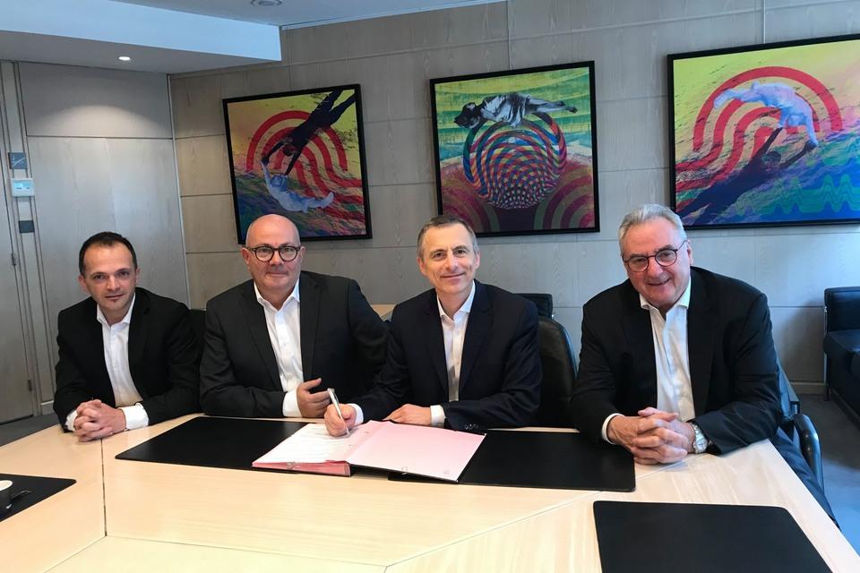 Un nouveau partenariat signé avec GALIAN pour votre mise en conformité