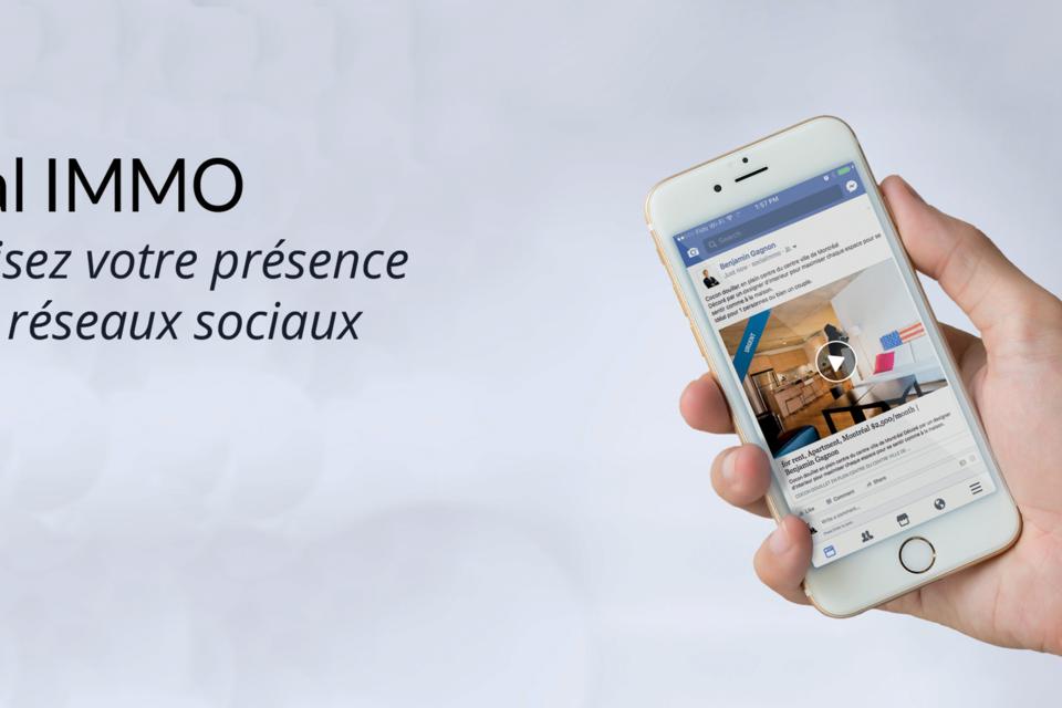 social IMMO : Comment optimiser votre présence sur les réseaux sociaux en toute simplicité ?