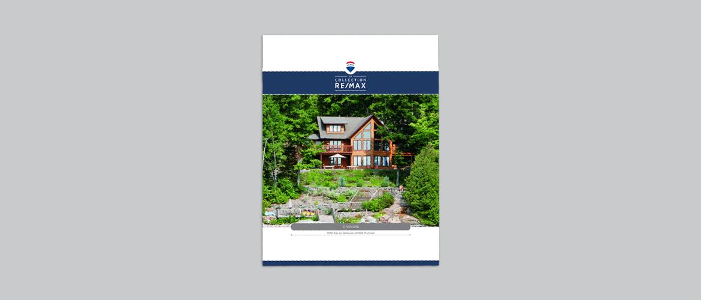 Brochure La Collection