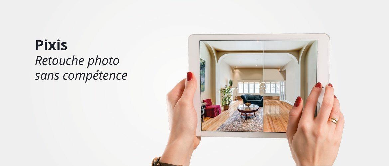 Ménage virtuel et retouche photos