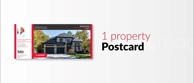 1 property Postcard