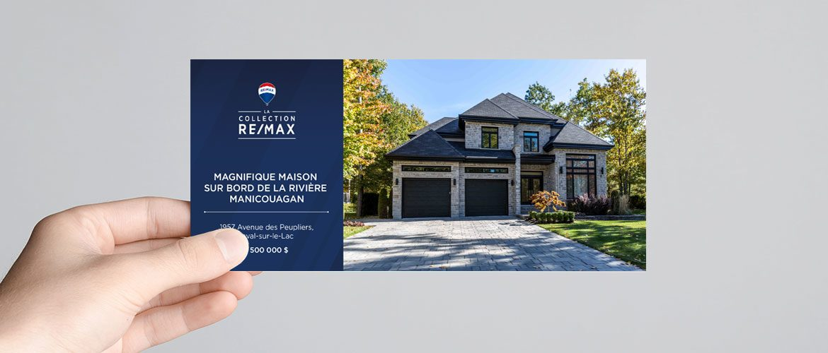 The RE/MAX Collection Postcard