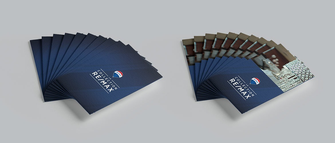The RE/MAX Collection Business Cards