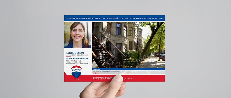 Multi Properties Postcard