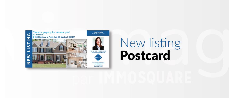 New listing Postcard