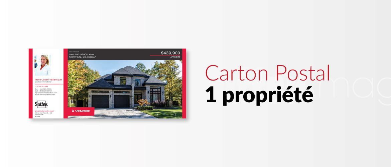 Carton Sutton 1 propriété