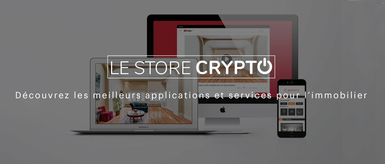 Découvrez le store Crypto