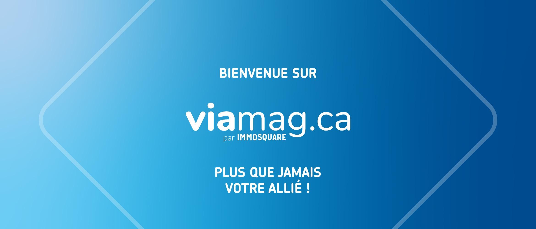 Bienvenue sur Viamag