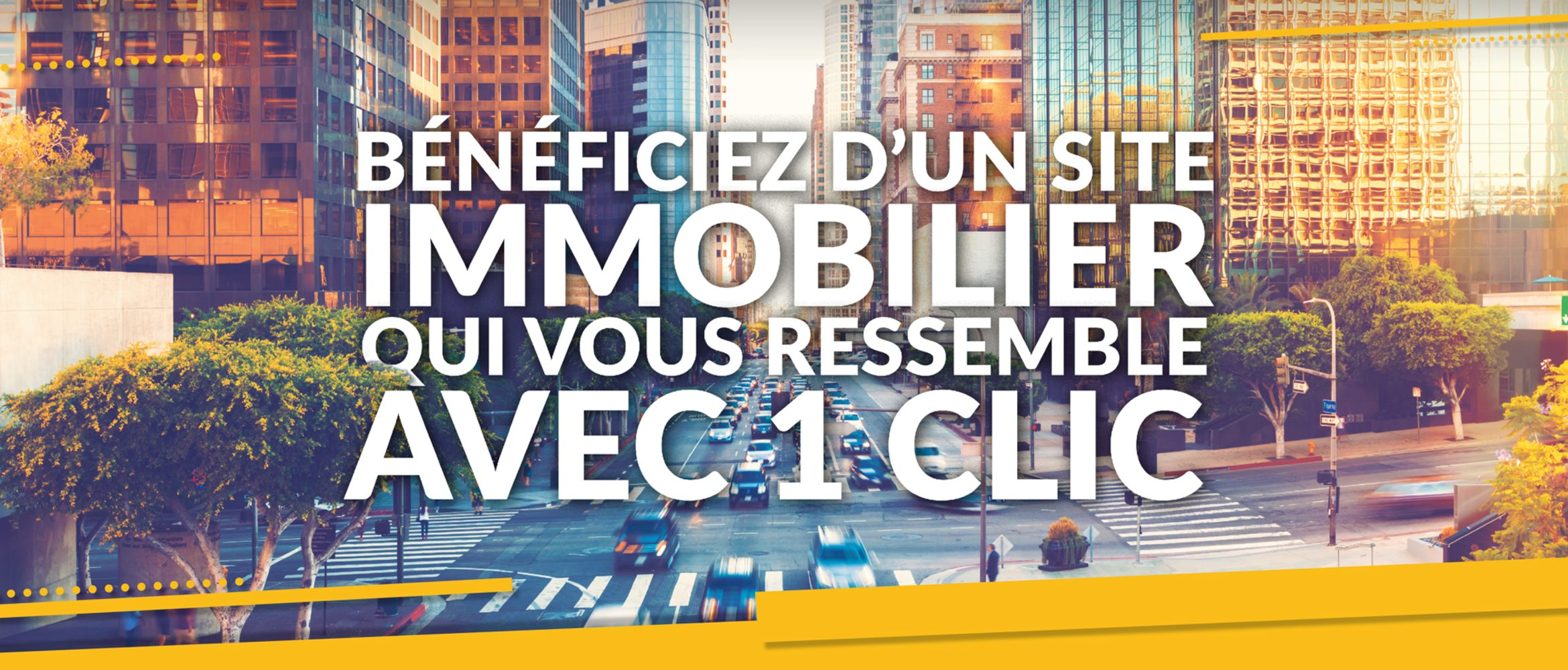 1 clic IMMO arrive sur IMMO STORE !