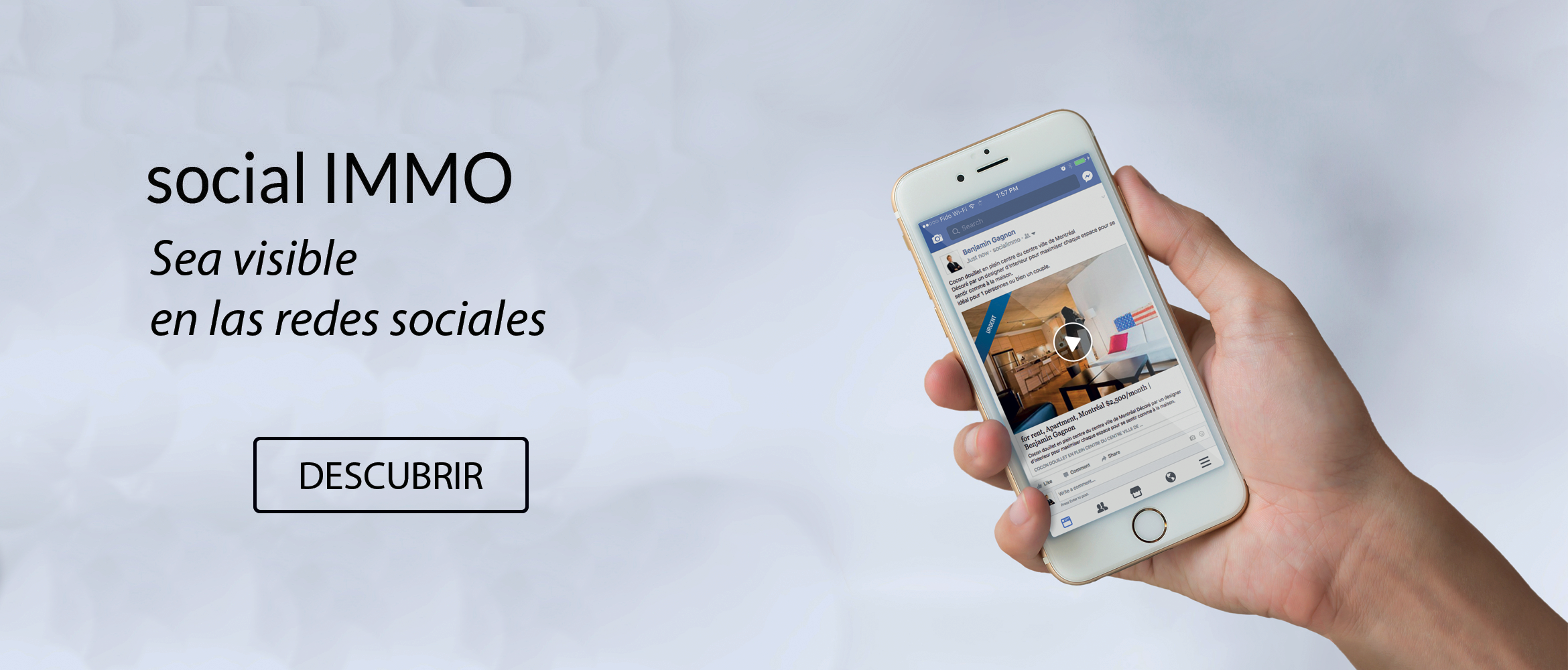 Social IMMO en IMMO STORE !