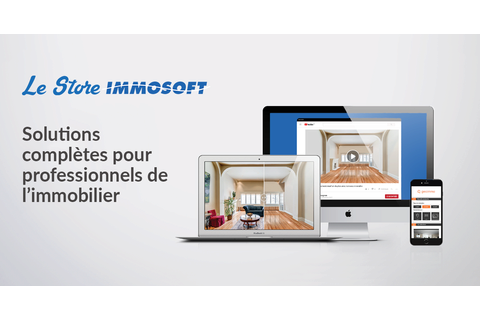 Le store IMMOSOFT