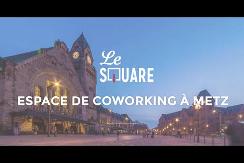 Le square Coworking