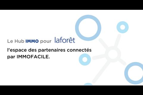 Le Hub IMMO pour Laforêt
