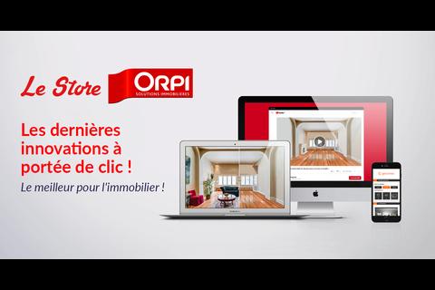 Le store Orpi