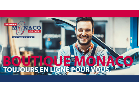 Boutique Monaco Store