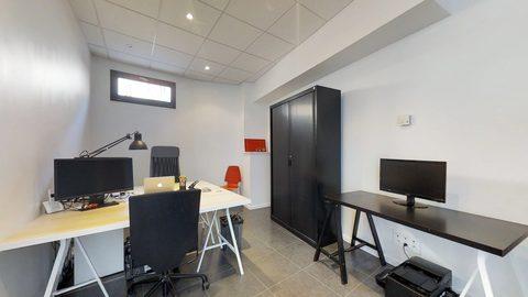 #1 - Le Square - Location de bureau individuel à la journée