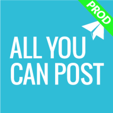 All You Can Post