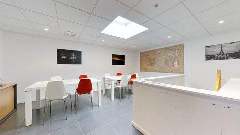#1 - Le Square - Location de la salle de réunion à la journée