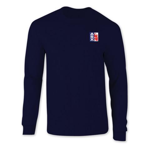 #2 - Long Sleeve T-Shirt