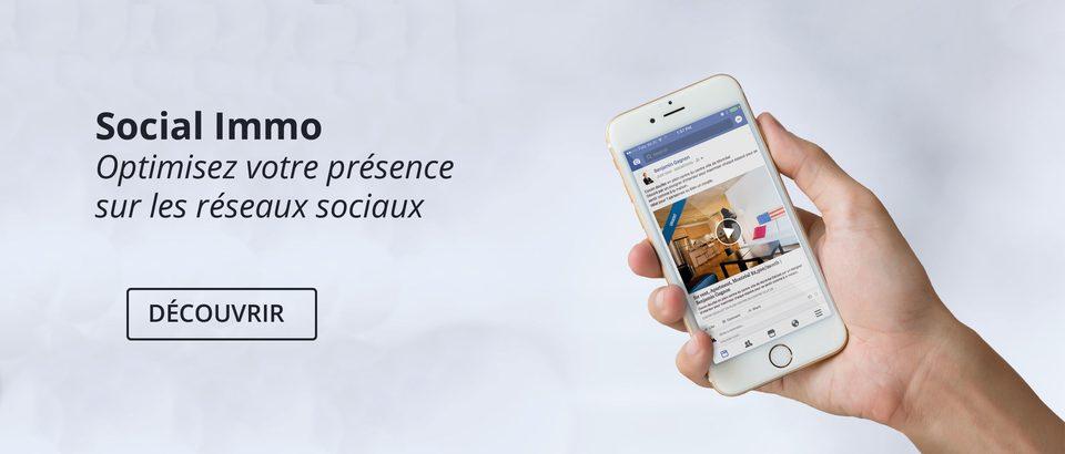 Social IMMO : Développez vos ventes grâce à une solution 2.0 innovante