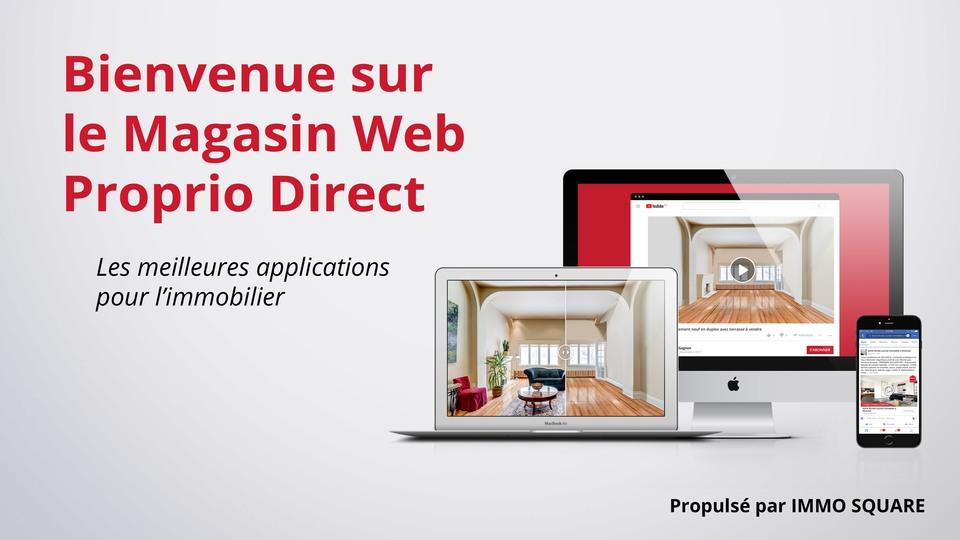Le Magasin Web Proprio Direct : Qu'est-ce que c'est ?