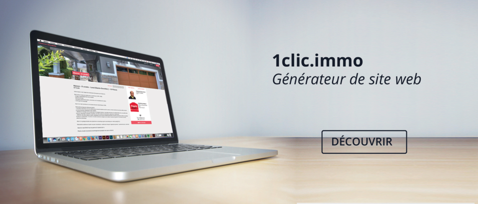 1 clic IMMO arrive sur le magasin web Proprio Direct