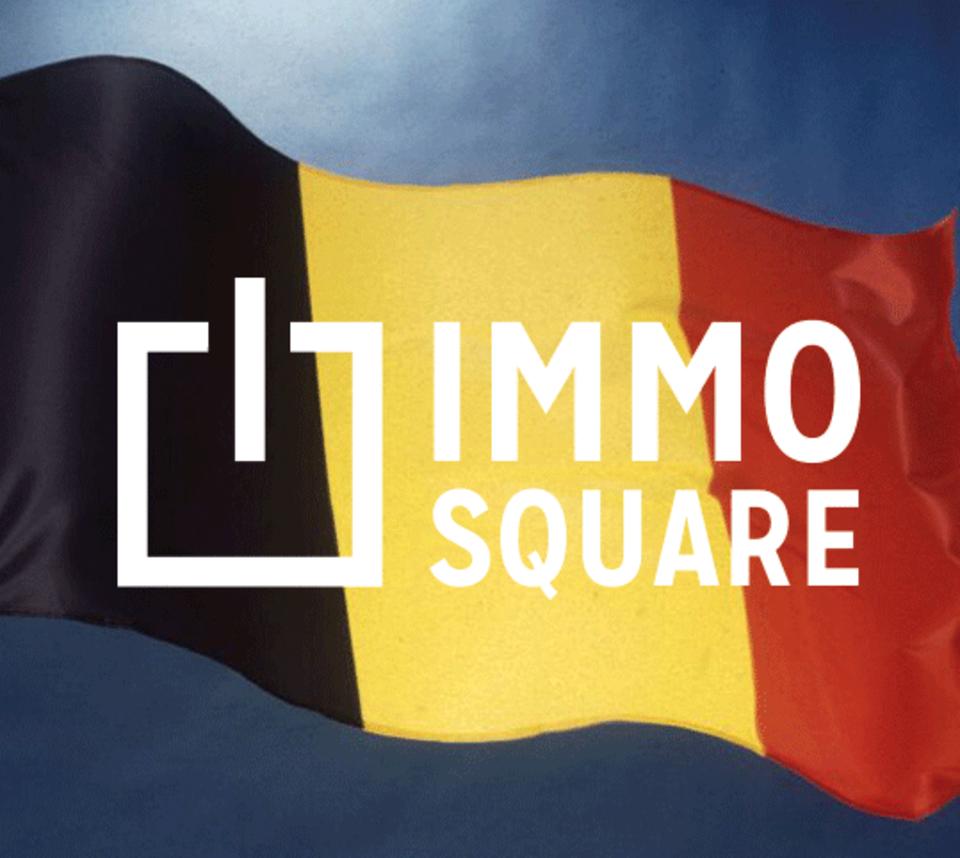 La plateforme IMMO SQUARE en Belgique !