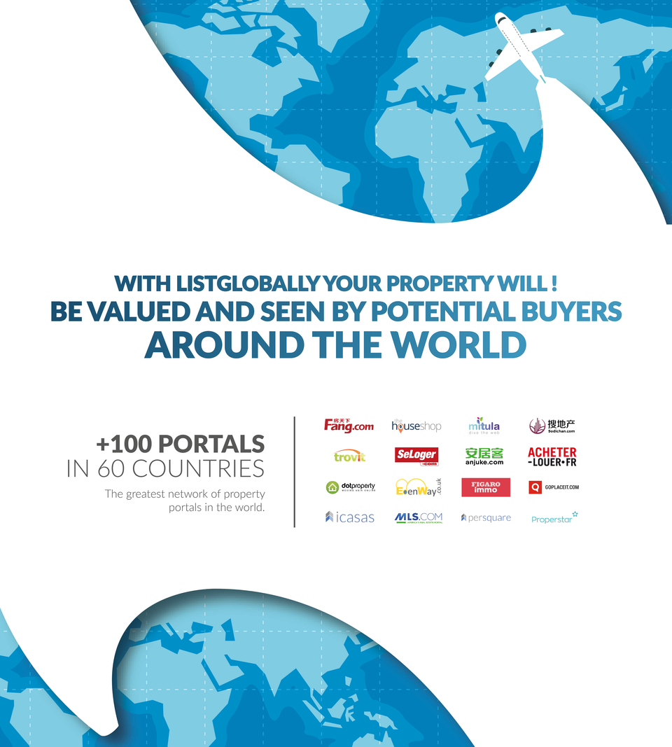 Why choose ListGlobally