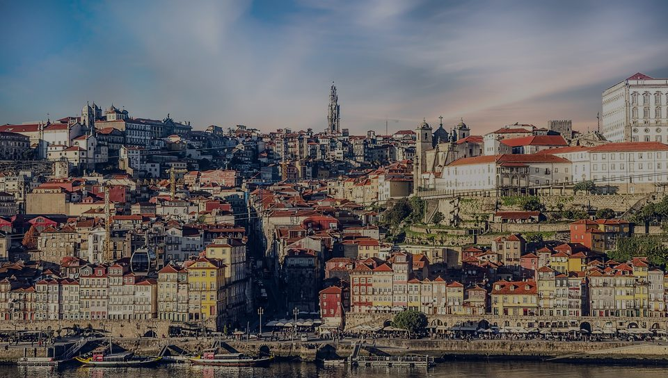 Porto, the luxury real estate area in Portugal