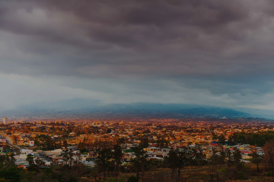 San José, the luxury real estate area in Costa Rica