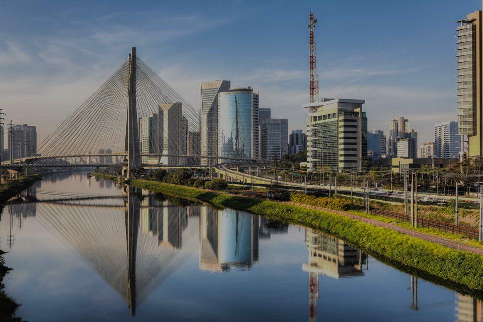 São Paulo, les areas en l'immobilier de luxe à Brazil