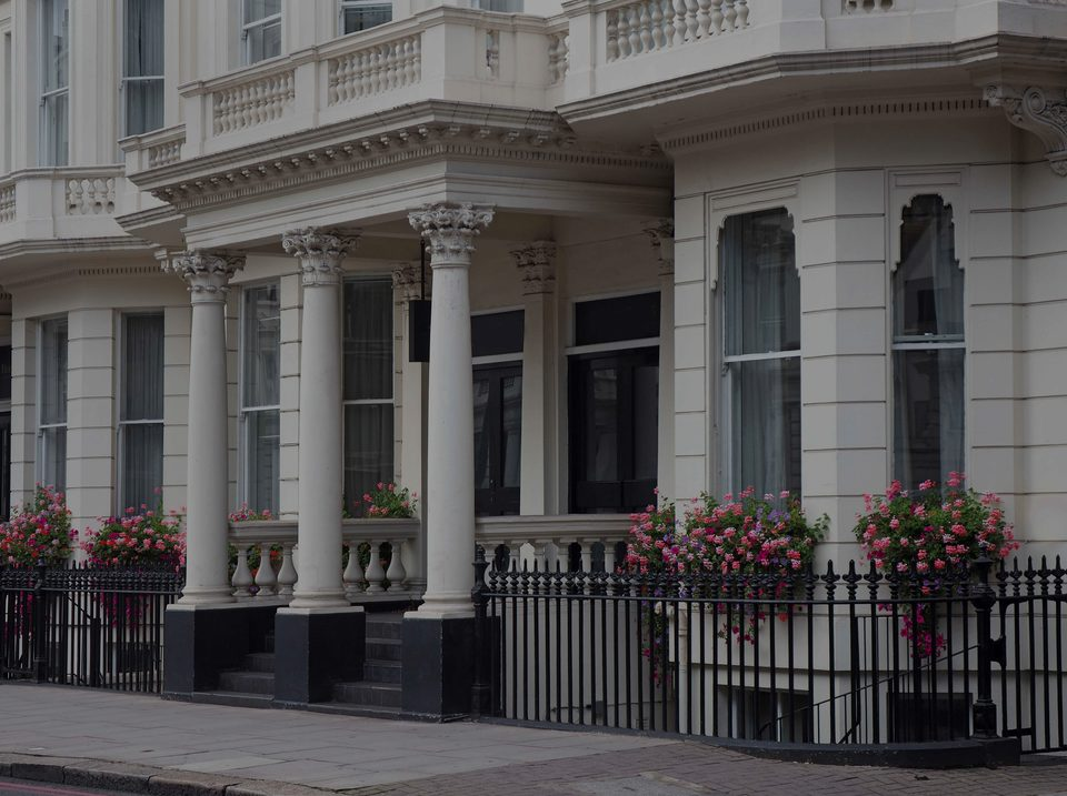 Belgravia, the luxury real estate hotspot in London - United Kingdom