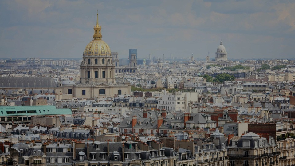 District VI, el hotspot de lujo en Paris - Francia