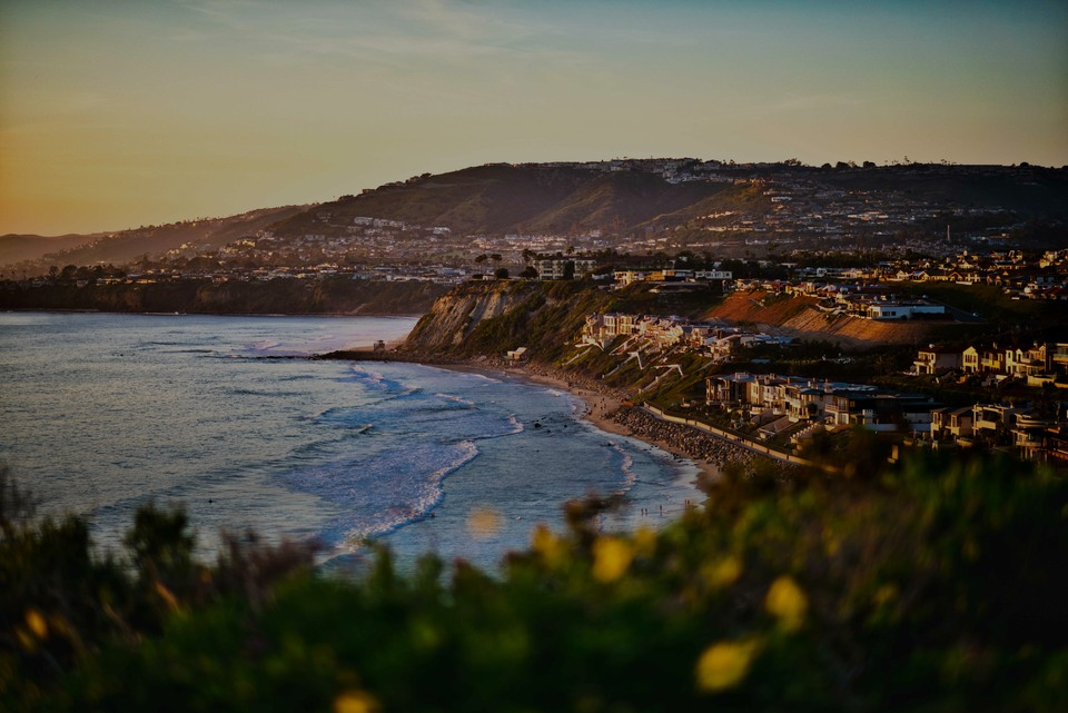 Dana Point, the luxury real estate hotspot in Los Angeles - California, USA.