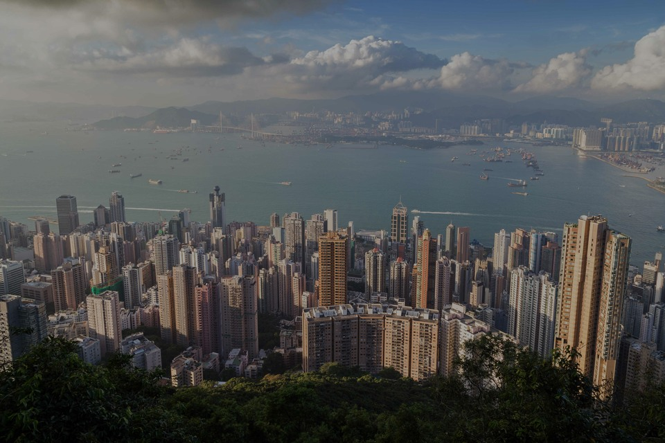 Mid-Levels, le Hotspot de luxe à Hong-Kong - China