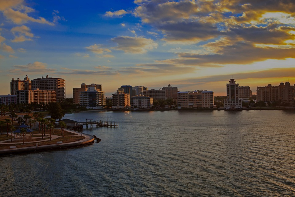 Sarasota, le Hotspot de luxe à South West of Florida - Florida, USA.
